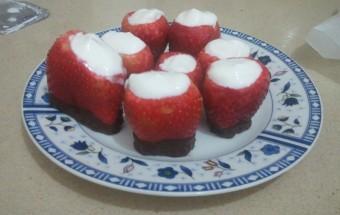 תותים ממולאים