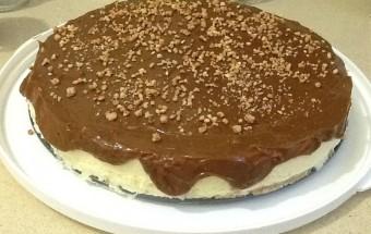 עוגת גבינה מושלמת